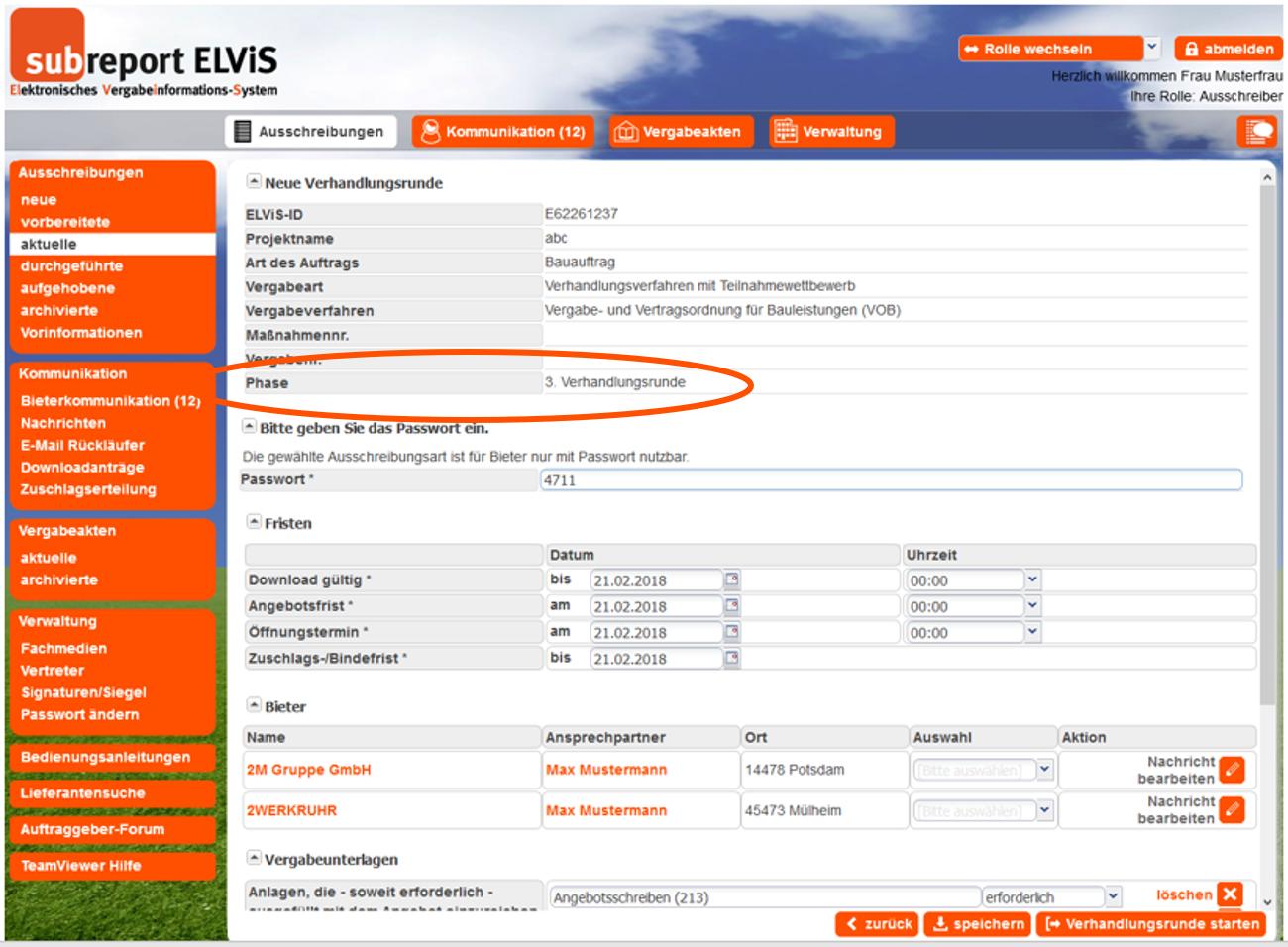 Neue Funktionen In Subreport Elvis Großer Relaunch Am 19 Februar